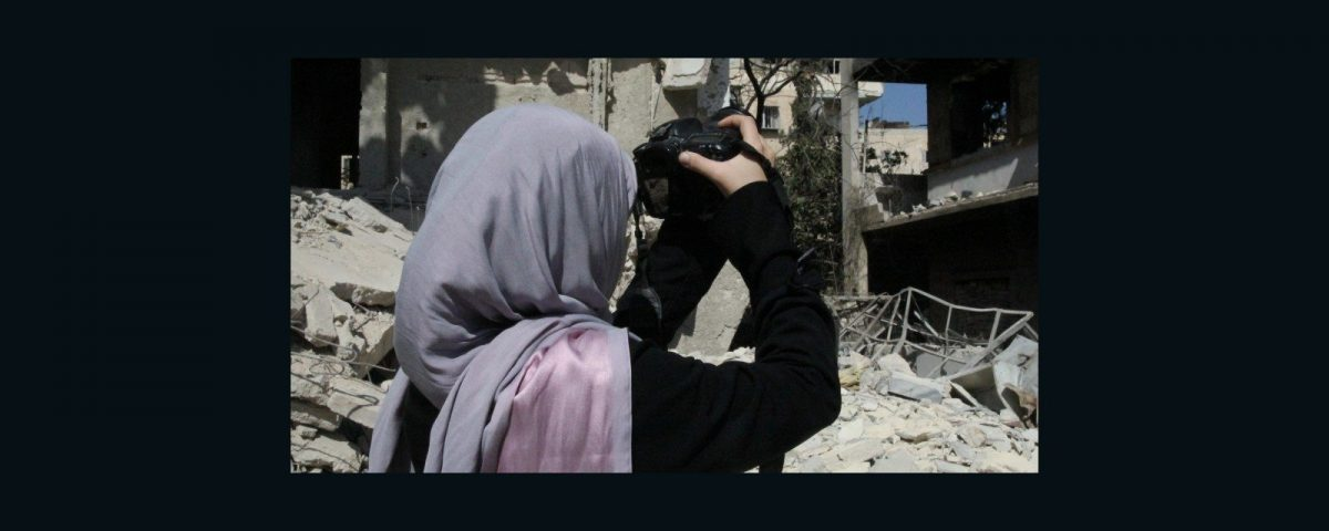 For SAMA: A Mother's journey through Syrian conflict